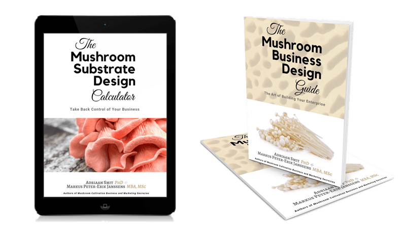 Mushroom Substrate Design Calculator & Mushroom Business Design Guide